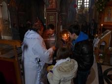 2 Празник Богојављења свечано је прослављен у Манастиру Тврдош