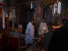 3 Празник Богојављења свечано је прослављен у Манастиру Тврдош