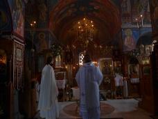 4 Празник Богојављења свечано је прослављен у Манастиру Тврдош