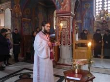 6 Празник Богојављења свечано је прослављен у Манастиру Тврдош
