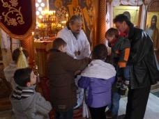 7 Празник Богојављења свечано је прослављен у Манастиру Тврдош