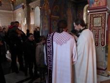 10 Празник Богојављења свечано је прослављен у Манастиру Тврдош