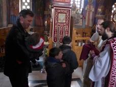 11 Празник Богојављења свечано је прослављен у Манастиру Тврдош