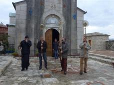 13 Празник Богојављења свечано је прослављен у Манастиру Тврдош