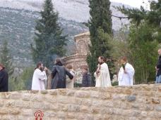 17 Празник Богојављења свечано је прослављен у Манастиру Тврдош