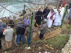 21 Празник Богојављења свечано је прослављен у Манастиру Тврдош