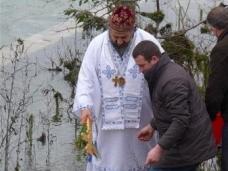22 Празник Богојављења свечано је прослављен у Манастиру Тврдош