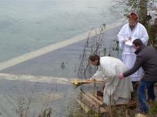 26 Празник Богојављења свечано је прослављен у Манастиру Тврдош