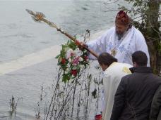 30 Празник Богојављења свечано је прослављен у Манастиру Тврдош