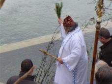 39 Празник Богојављења свечано је прослављен у Манастиру Тврдош