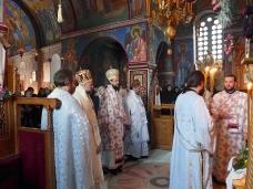 6 Празник Светог Николаја у Манастиру Тврдошу