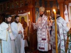 11 Празник Светог Николаја у Манастиру Тврдошу