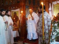 13 Празник Светог Николаја у Манастиру Тврдошу