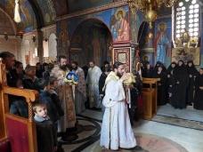 25 Празник Светог Николаја у Манастиру Тврдошу