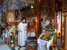 33 Празник Светог Николаја у Манастиру Тврдошу