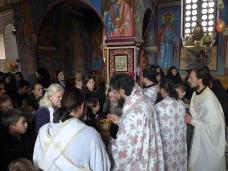 34 Празник Светог Николаја у Манастиру Тврдошу