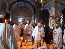 36 Празник Светог Николаја у Манастиру Тврдошу