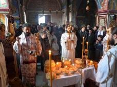 37 Празник Светог Николаја у Манастиру Тврдошу