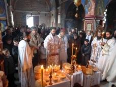 38 Празник Светог Николаја у Манастиру Тврдошу