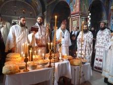 40 Празник Светог Николаја у Манастиру Тврдошу