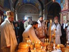 41 Празник Светог Николаја у Манастиру Тврдошу