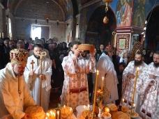 42 Празник Светог Николаја у Манастиру Тврдошу