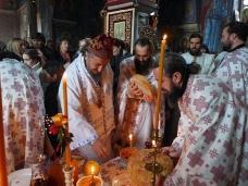 52 Празник Светог Николаја у Манастиру Тврдошу
