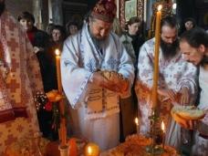54 Празник Светог Николаја у Манастиру Тврдошу