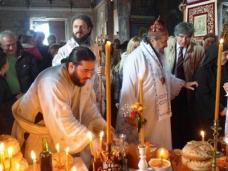 58 Празник Светог Николаја у Манастиру Тврдошу