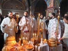 59 Празник Светог Николаја у Манастиру Тврдошу
