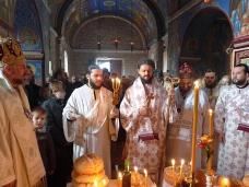 60 Празник Светог Николаја у Манастиру Тврдошу
