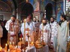 61 Празник Светог Николаја у Манастиру Тврдошу