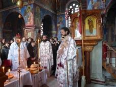 65 Празник Светог Николаја у Манастиру Тврдошу
