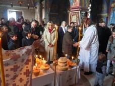 66 Празник Светог Николаја у Манастиру Тврдошу