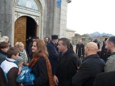 67 Празник Светог Николаја у Манастиру Тврдошу