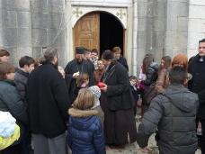 68 Празник Светог Николаја у Манастиру Тврдошу