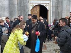 69 Празник Светог Николаја у Манастиру Тврдошу