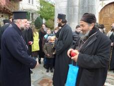 70 Празник Светог Николаја у Манастиру Тврдошу