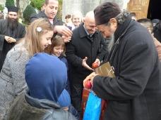 71 Празник Светог Николаја у Манастиру Тврдошу