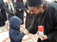 72 Празник Светог Николаја у Манастиру Тврдошу