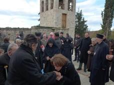 73 Празник Светог Николаја у Манастиру Тврдошу