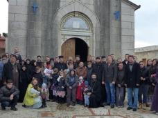 74 Празник Светог Николаја у Манастиру Тврдошу