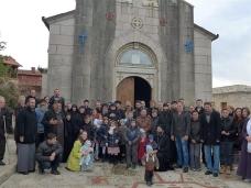 75 Празник Светог Николаја у Манастиру Тврдошу