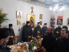 76 Празник Светог Николаја у Манастиру Тврдошу