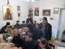 78 Празник Светог Николаја у Манастиру Тврдошу