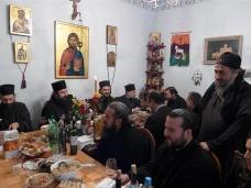 79 Празник Светог Николаја у Манастиру Тврдошу