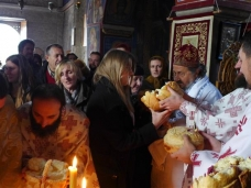 46 Прослава Светог Николаја у Манастиру Тврдош