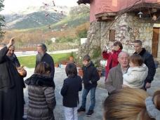 51 Прослава Светог Николаја у Манастиру Тврдош