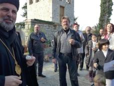 52 Прослава Светог Николаја у Манастиру Тврдош