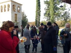 57 Прослава Светог Николаја у Манастиру Тврдош